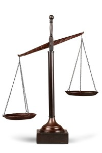 Scales of Justice Weight Scale Balance Law Justice Gold Weight