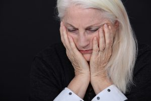 Senior woman - D.V.